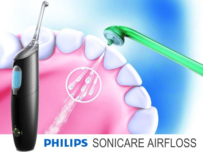 Philips-airfloss-met-micro-droplets