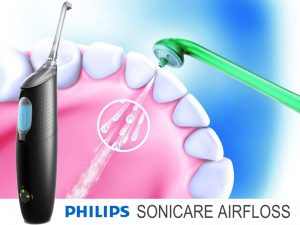 Philips-airfloss-met-micro-droplets