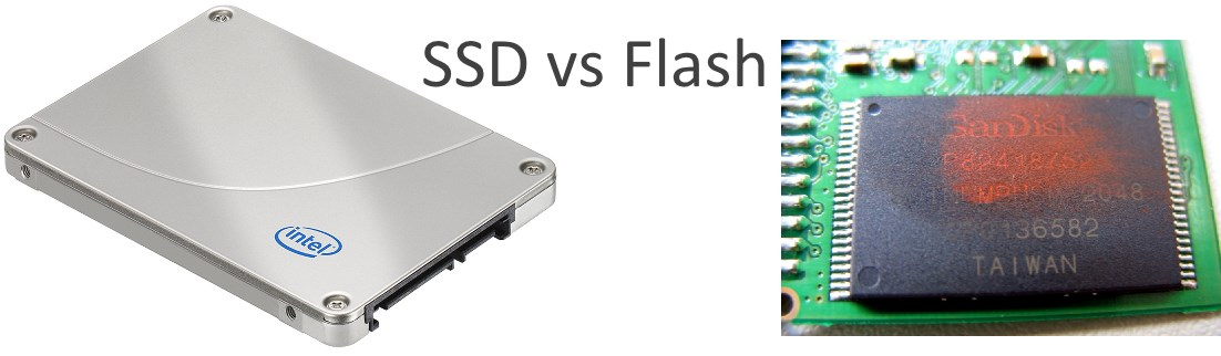 SSD-vs-Flash-difference