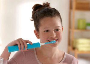 tanden-borstel-philips-voor-kinderen-meisje